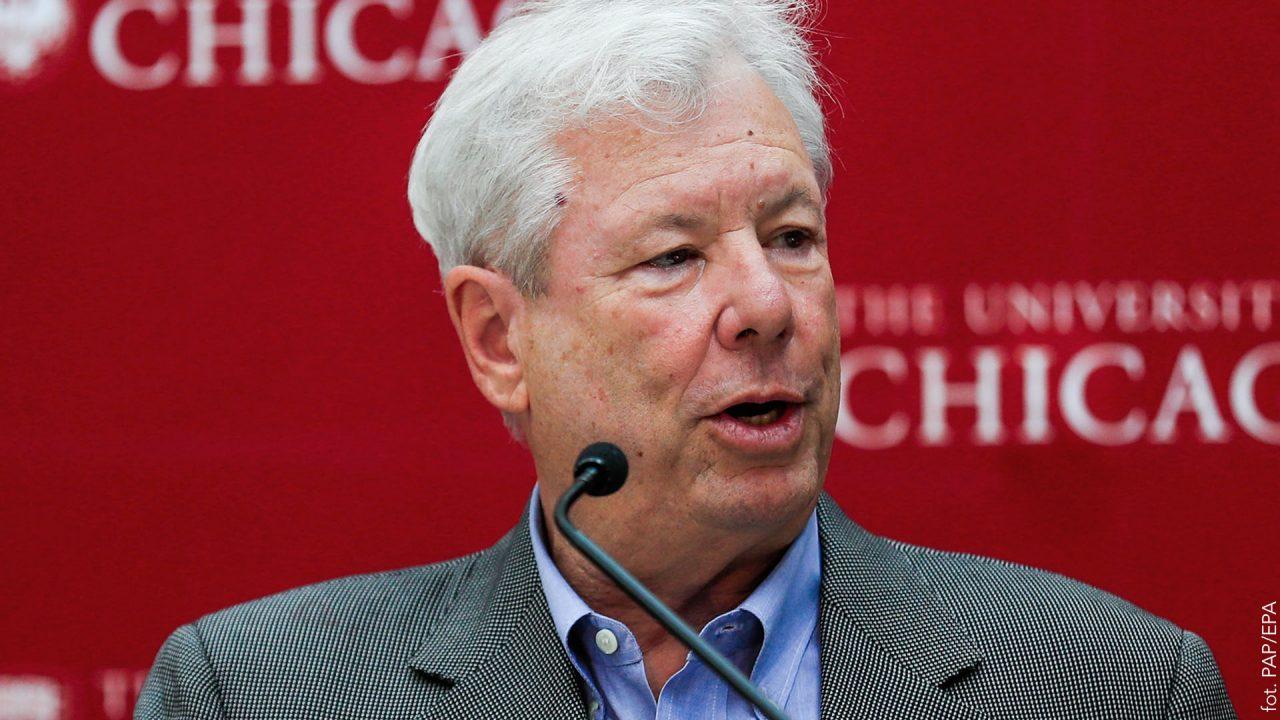 <b>News:</b> Nobel 2017 w dziedzinie ekonomii: Richard Thaler i ekonomia behawioralna
